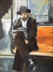 Public Portrait 3