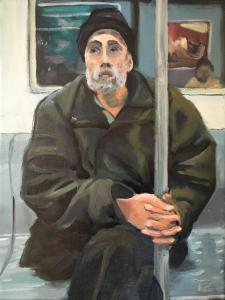 Public Portrait 7